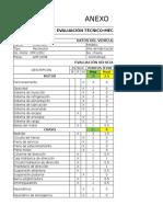 Evaluacion Vehicular