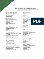 1997 International Journal of Nursing Studies V1