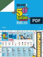 BrandZ 2015 LATAM Top50 Report