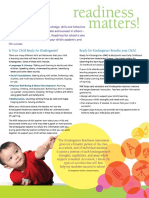 readiness matters  flyer in english