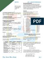 Cap I- ANALISIS DIMENSIONAL