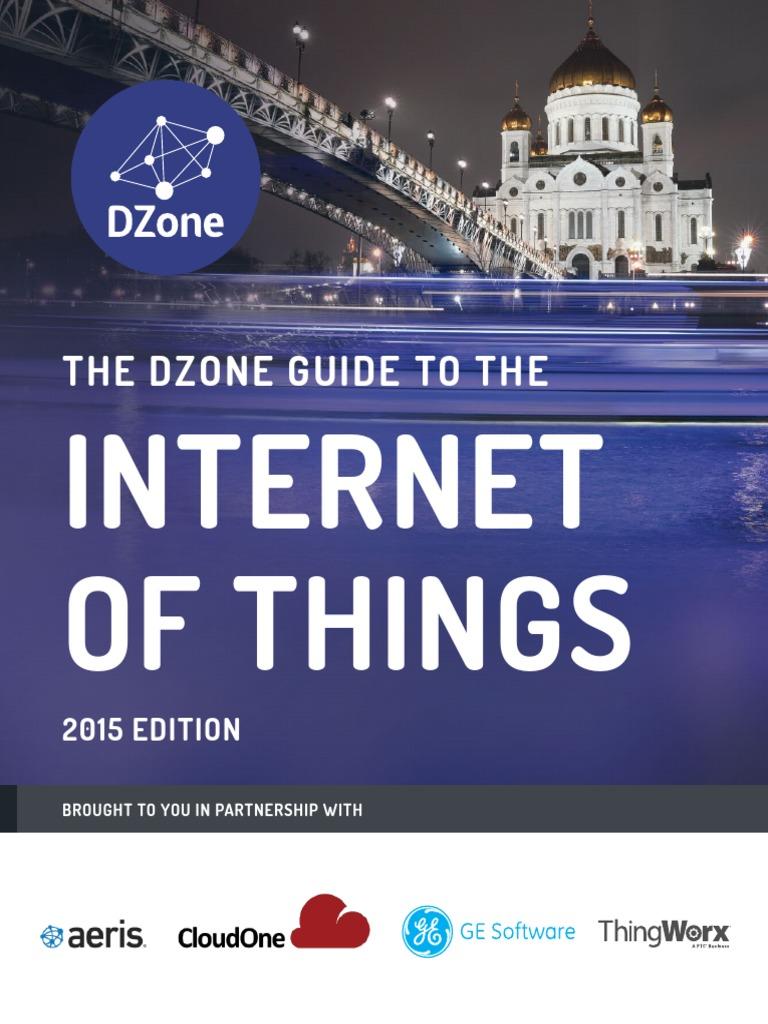 dzone-internetofthings | Internet Of Things | Gateway