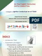 Tratamiento TDHA