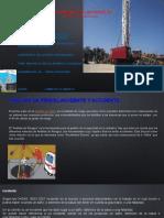 Analisis de Riesgo, Incidente y Accidente.