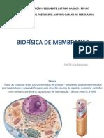 Biofísica de Membranas