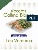 Recetas Gallina Blanca Las Verduras