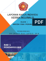 PPT Hernia Inguinalis Lateralis