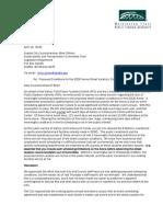 Joint PFD PSA Ltr to Councilmember OBrien