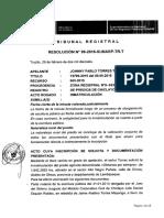Resolución Nº 98 2016 Sunarp-TR-T