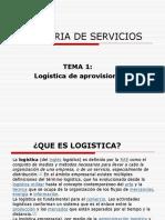 Unidad 1 - Logistica de Aprovicionamiento