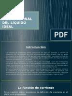 Flujo Bidimensional Del Líquido Ideal