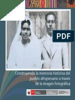Construyendo Memoria Afroperuana Imagenes