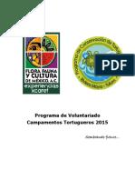 1a- Programa Informativo Campamentos TM