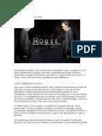 Hasta Siempre Dr. House