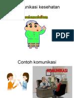 komunikasi kesehatan.ppt