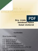 UNIDAD No v Deontología