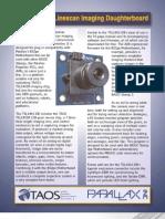 TSL1401 DB Brochure