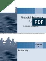 5 AGibson 13E Ch08 (Topic 5) Profitability