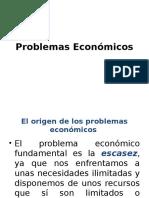 Los Problemas Económicos