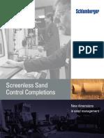 Screen Less Sand Control Comp