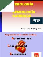 Fisiología y Semiología Cardiaca (I) PLUS