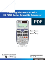 Calculator Techniques (Pass無し 131119