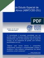Apresentação NBR ISO 55000