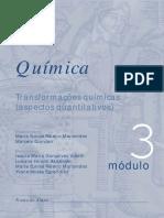 Usp 03 - Quã-mica- Transformaã-ã-es Quã-miicas - Aspectos Quantitativas