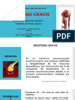 Expo Miastenia Gravis