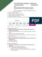 CH 2—Company and Marketing Strategy