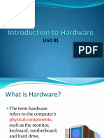 04. What is Hardware