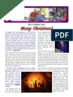 December 2013 - Rejoice Ministriesnewsletter_december_2013