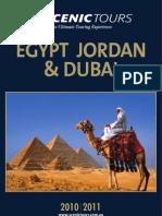 Egypt Jordan and Dubai