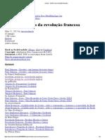 Carlyle - História Da Revolução Francesa
