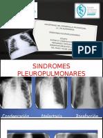 Sindromes Pleuropulmonares Original