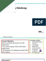 4d Welding Metallurgy