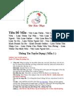 5. Mau Dang Tin Nhan Su