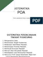Sistematika Poa