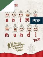 Catalogo Anima Mundi 2002