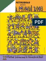Catalogo Anima Mundi 2003