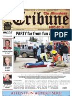 Front Page - May 7, 2010