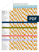 Jadwal Program Pelatihan CITA Tahun 2016