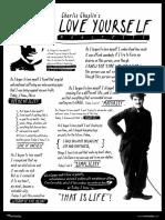 Charlie Chaplin - Poster V2