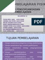 [PPT] Strategi Pengorganisasian Pembelajaran