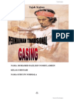 Folio Sejarah element 2 PMR 2008 Gasing