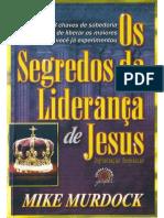 107863159 Mike Murdock Os Segredos Da Lideranca de Jesus
