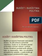 III - Predavanja - Javne Finansije