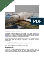 3d Printing Breakthrough in Aerospace