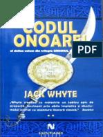 Jack Whyte – Codul Onoarei Vol. 2