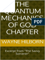 quantom mechanics of god